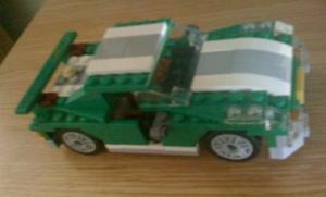 The Mini Green Machine!