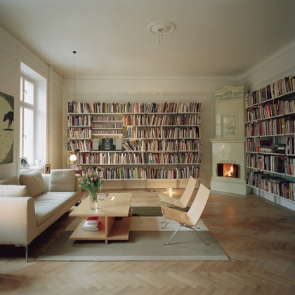One day, my I.S. will end up in this library. My library.