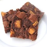Reeses' Peanut Butter Cup Brownies