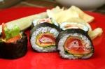 """""""Club"""" Sushi Roll"""